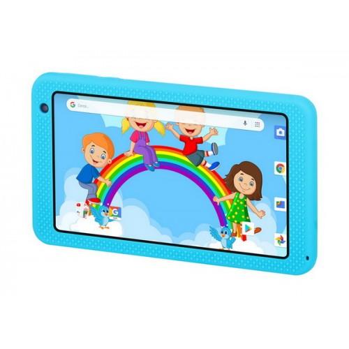 "Tablet PC Trevi Kid Tab S03 Quad 1.8GHz/1GB/16GB/WiFi/BT/7"" IPS 1024x600/2xCam\Blue/Android 8"