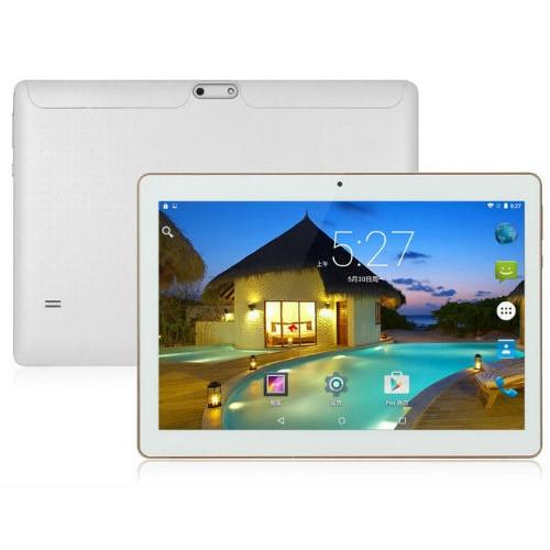 "Tablet PC Firefly M1209 White Quad Core 1.2GHz/1GB/16GB/10.1"" HD 1280*800/3G/2xSIM/GPS/BT/2xCam/A4.4"