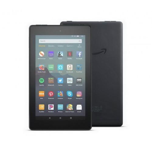"Tablet PC Amazon Kindle Fire 7 2019 1GB DDR3/16GB/7"" IPS 1024x600/2xCam/Black"