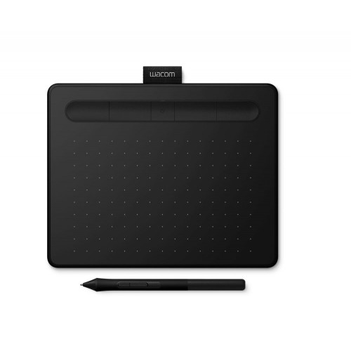 Pen Tablet Wacom Intuos S Black